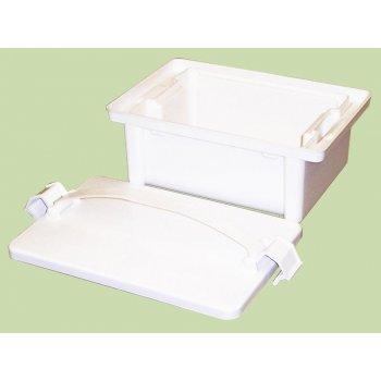 КДХТ-01 - Контейнер для транспортировки медицинских отходов, материалов и инструментов.