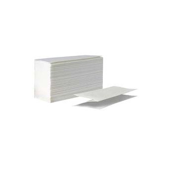 Листовые полотенца Элит Z-сложение 2-сл