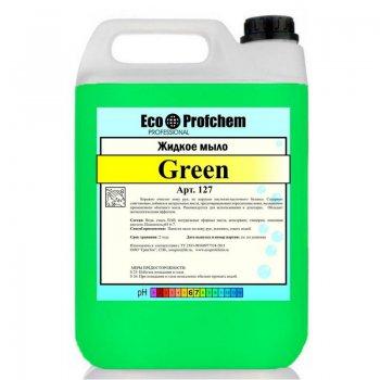 Green/ Жидкое мыло с глицерином