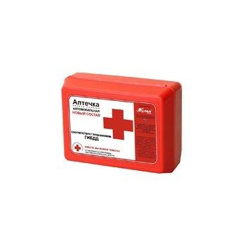 Аптечка первой помощи (автомобильная) Тандем
