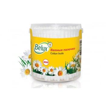 """Ватные палочки """"Belux"""" в пластиковом стакане, 100 шт."""