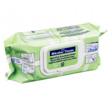 Микробак XXL дезинфицирующие салфетки (Mikrobac Tissues)